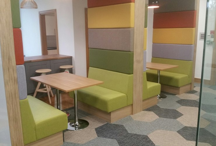 Nuffield Health - Call Centre Fit Out