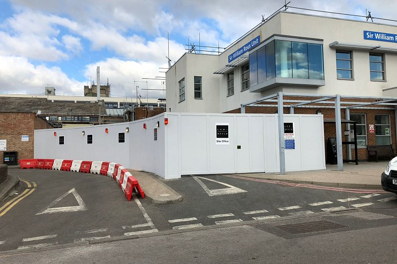 Preparations Under Way for Kingston Hospital Extension