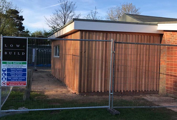 Rugby Club SIPs Extension - Update April 2017
