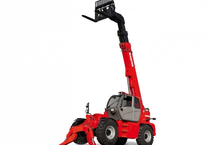 Telehandler Order Placed